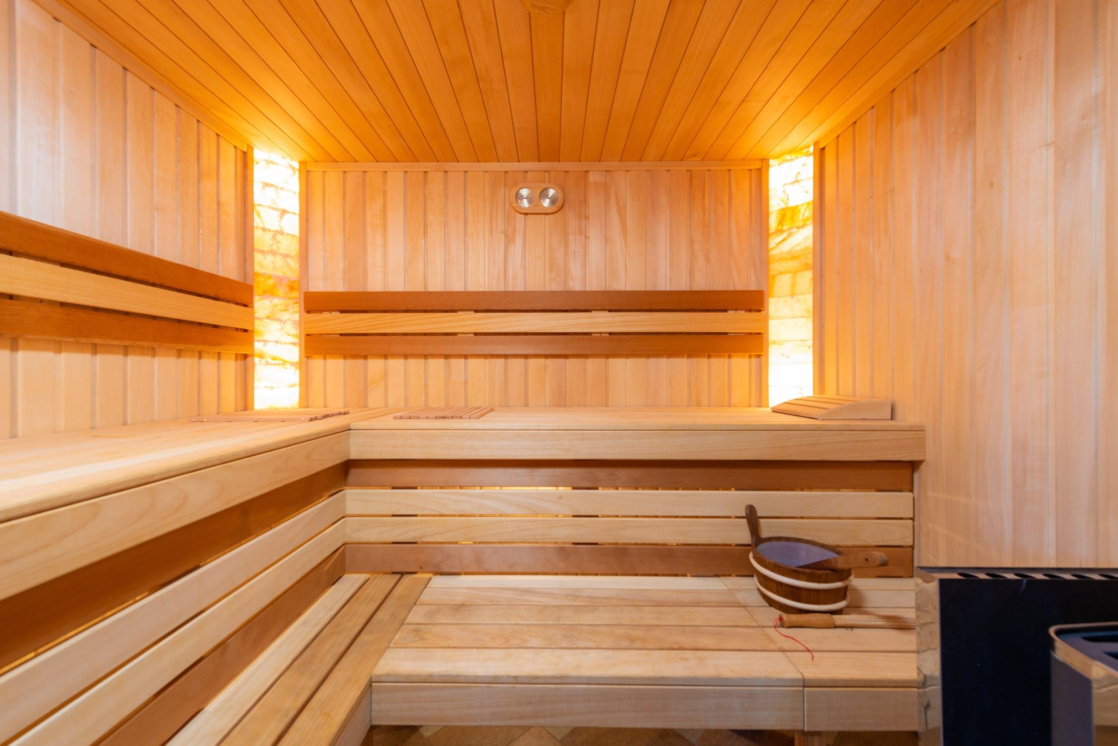 kosten sauna in huis